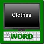 Clothes Word Module